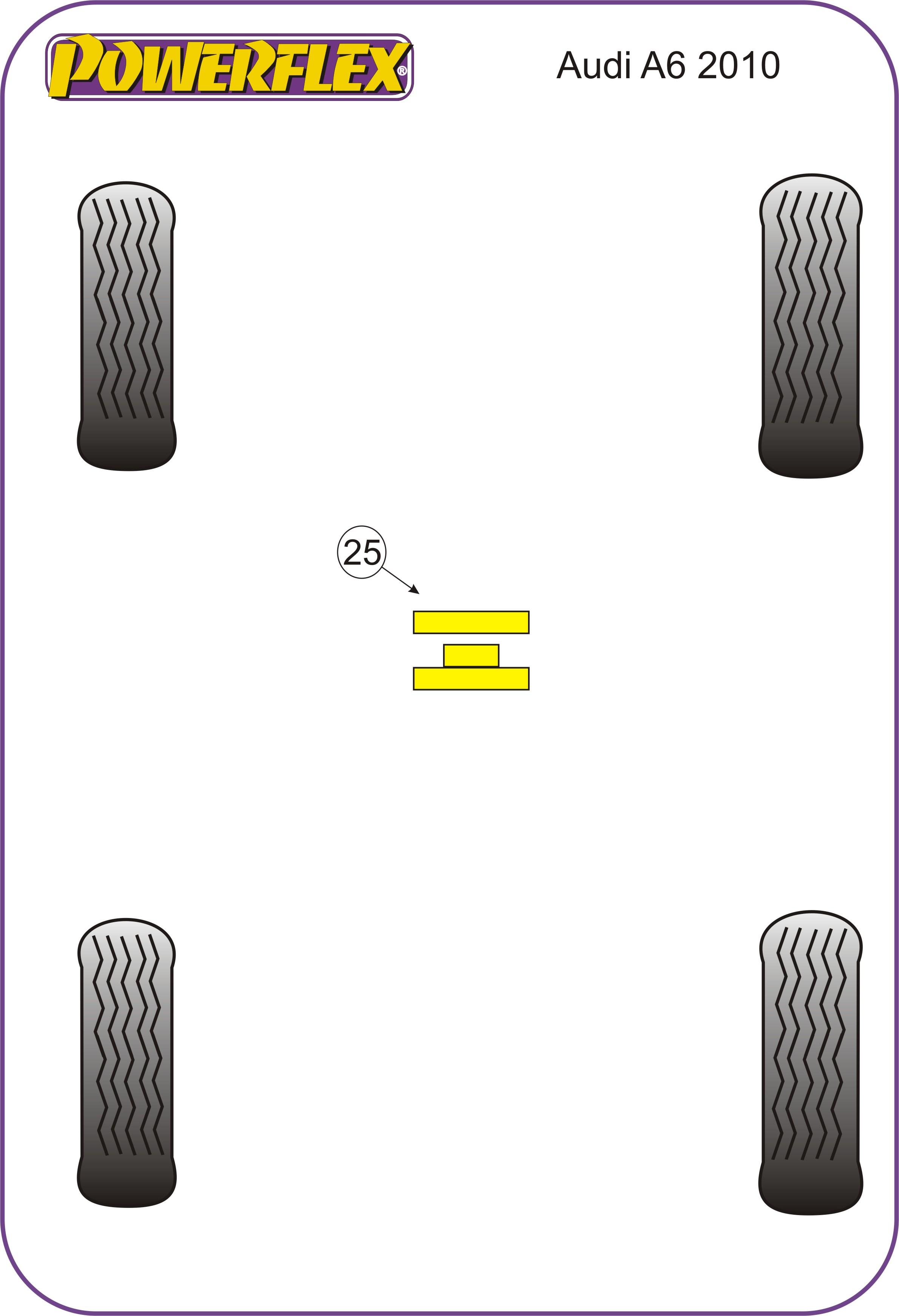 Powerflex Polyurethane Suspension Bushes Mercedes Benz 2010 Sprinter Engine Intake Diagram A6
