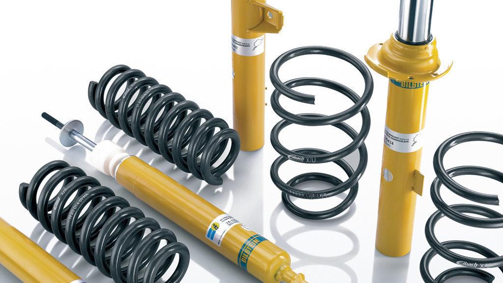 Eibach B12 Pro-Kit suspension kits, Mercedes-Benz, B-Series, B200  B200  Turbo  B180 Cdi  B200 Cdi
