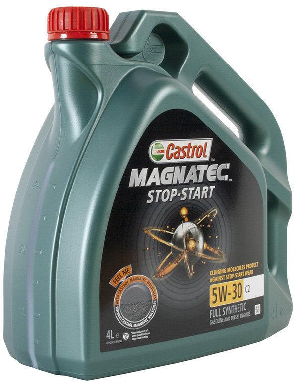 eb78b009749 Castrol Magnatec 5w30 ja 5w40 moottoriöljyt, C2 :: Race.Fi