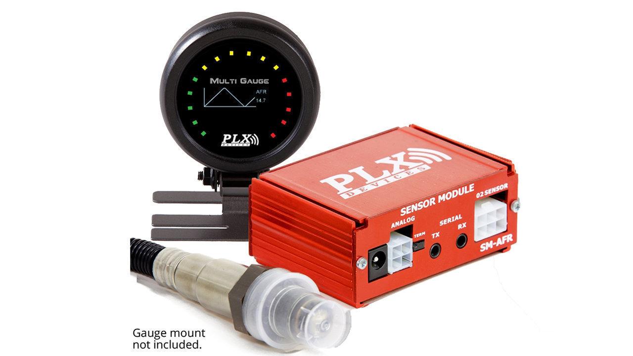 Plx Dm 6 Gen 4 Wideband Air Fuel Gauge 5v O2 Sensor Circuit Using Lm3914 Led Display For Car Airfuel Mixture