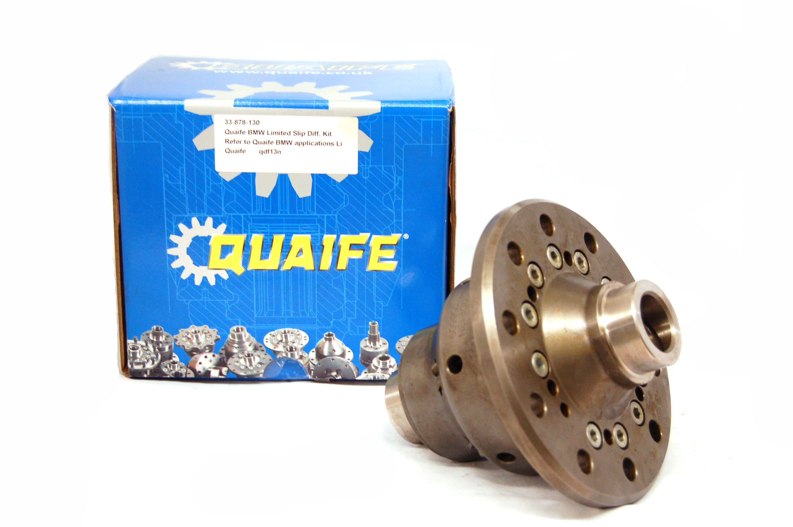 Quaife Atb Limited Slip Differentials Bmw 5 Series E39 1995 2003 Race Fi