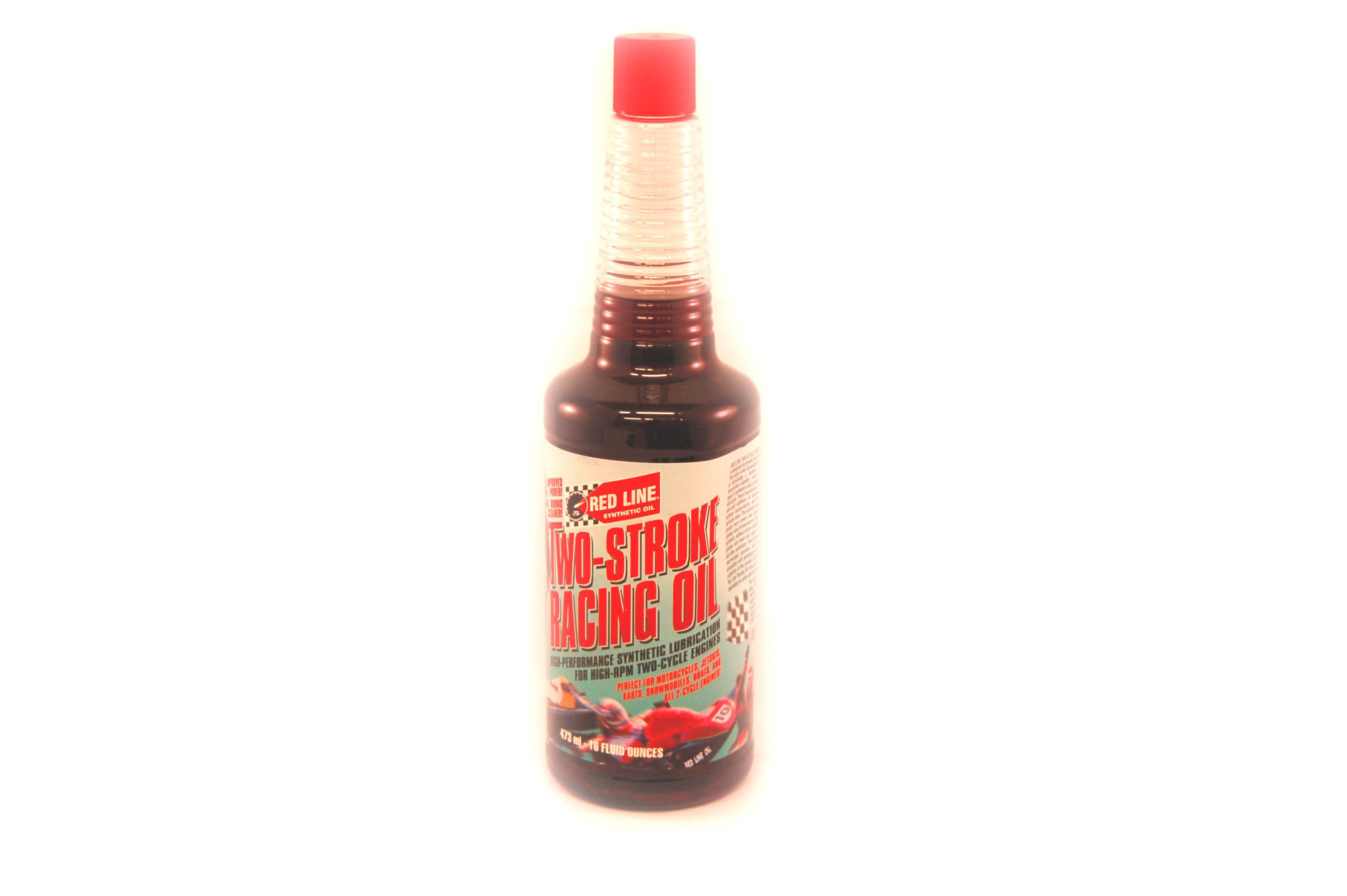 Redline 2-stroke oils