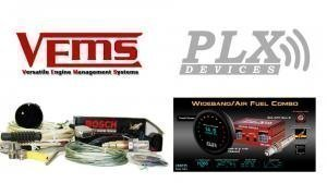 Loads of stock on PLX and Vems wideband AFR gauges
