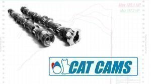 Cat Cams camshafts available in the webshop