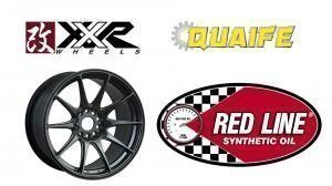 Weekly special: Quaife + Red Line kit and a wheel special