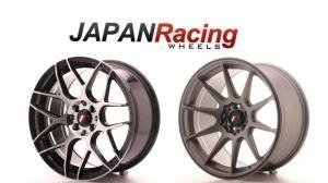 Japan Racing wheels listed in shop