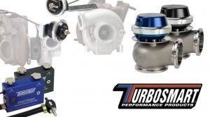 Precise Turbosmart boost controllers and dump valves
