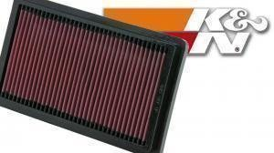 Better fuel economy with K&N air filter!
