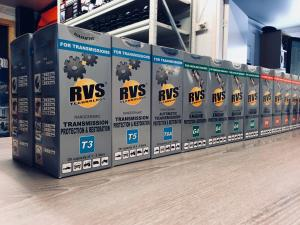 RVS treatments, bigger G8 and D8 also in stock