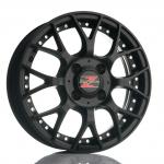 Barzetta Piccolo MattBlack wheels
