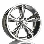 Barzetta America Chrome wheels