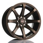 Barzetta Grottesco Bronze wheels