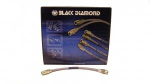 Black Diamond braided clutch hoses