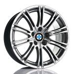 Blaukreuz MI5 Evolution TARJOUS!! wheels
