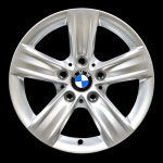 BMW OEM Winter Wheel (with BMW logo) wheels