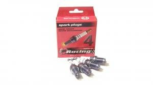Better ignition with Brisk spark plugs