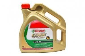 Castrol Edge engine oils