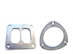Exhaust flanges, gaskets & hw