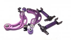 D2 adjustable control arms