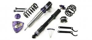 D2 adjustable coilover kits