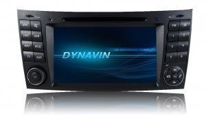 Dynavin Multimediaplayer for Mercedes-Benz E W211 & W219