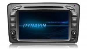 Dynavin Multimediaplayer for Mercedes-Benz C & CLK & Vito/Viano
