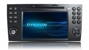 Dynavin Multimediaplayer for Mercedes-Benz SLK R171