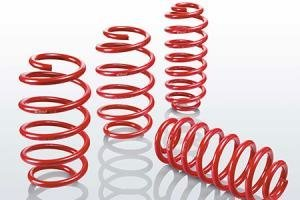 Eibach lowering springs and B12 suspension kits