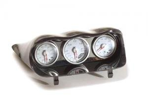 Gauge pod for 3 gauges Subaru Impreza GDA-F