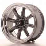 japan-racing_jr19168040073gm.jpg Japan Racing JR19 16x8 ET0 4x100/114 Gun Metal