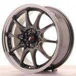 japan-racing_jr5167143073gm.jpg Japan Racing JR5 16x7 ET30 4x100/108 Gun Metal
