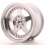 japan-racing_jr6158142573sm.jpg Japan Racing JR6 15x8 ET25 4x100/108 Machined Sil