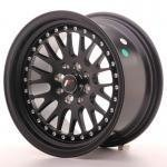 jr_jr10157143074bf Japan Racing JR10 15x7 ET30 4x100/108 Matt Black