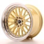 jr_jr101810mz2574gd Japan Racing JR10 18x10,5 ET25 5x100/120 Gold