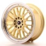 jr_jr101885mg2574gd Japan Racing JR10 18x8,5 ET25 5x114/120 Gold