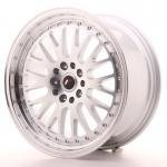 jr_jr101885xx4074s Japan Racing JR10 18x8,5 ET40 Blank Machined Silve
