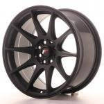 jr_jr11167142567fb Japan Racing JR11 16x7 ET25 4x100/108 Flat Black