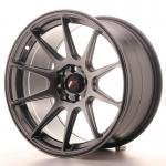 jr_jr111772142573hb Japan Racing JR11 17x7,25 ET25 4x100/108 Hiper Blk