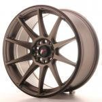 jr_jr111875mz3574dbz Japan Racing JR11 18x7,5 ET35 5x100/120 Dark Bronz