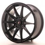 jr_jr111875mz3574gb Japan Racing JR11 18x7,5 ET35 5x100/108 Glossy Blk