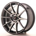jr_jr111885mg3074gbm Japan Racing JR11 18x8,5 ET30 5x114/120 Black Mach