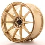jr_jr1118855x3574gd Japan Racing JR11 18x8,5 ET35-40 5H Blank Gold