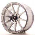 jr_jr111875mz3574sm Japan Racing JR11 18x7,5 ET35 5x100/120 Silver Mac