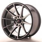 jr_jr111895mg2274gbm Japan Racing JR11 18x9,5 ET22 5x114/120 Black Mach