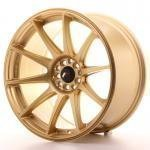 jr_jr111895mx3074gd Japan Racing JR11 18x9,5 ET30 5x100/108 Gold