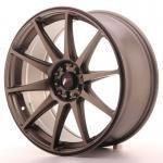 jr_jr111985mg2074bz Japan Racing JR11 19x8,5 ET20 5x114/120 Bronze
