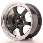 jr121575gb.jpg Japan Racing JR12 15x7,5 ET26 4x100/108 Glos Black