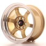 jr121585gd.jpg Japan Racing JR12 15x8,5 ET13 4x100/114 Gold