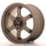 jr121680bz.jpg Japan Racing JR12 16x8 ET15 4x100/114 Bronze