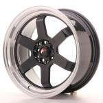 jr121780gb.jpg Japan Racing JR12 17x8 ET33 4x100/114 Gloss Black